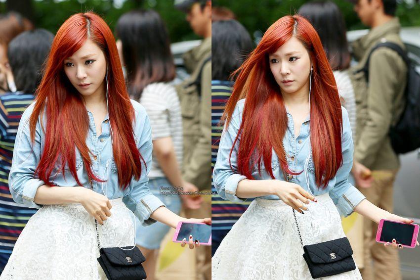 Mau coba warna rambut Tiffany mungkin?