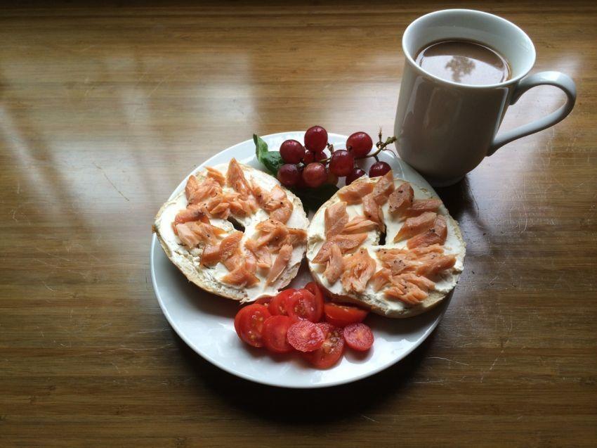 Berusaha menciptakan pagi yang sempurna