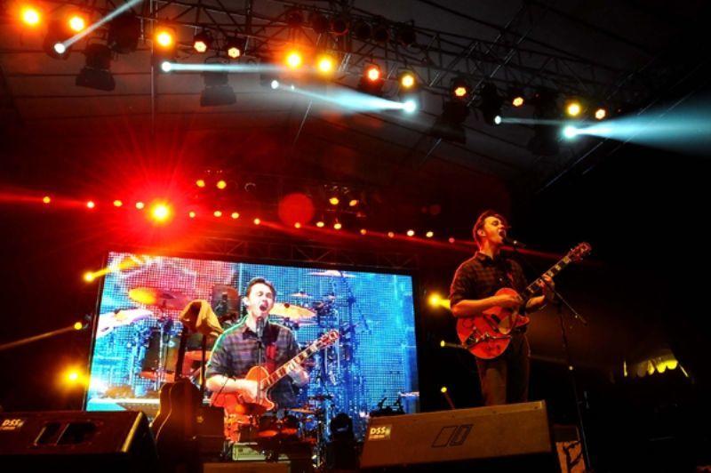 Sondre Lerche di Kampoeng Jazz