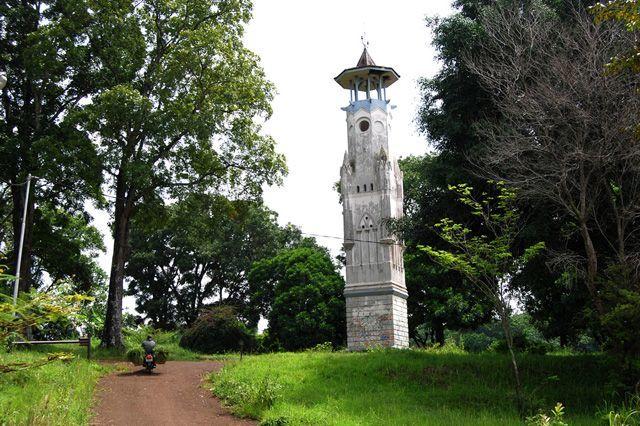 Menara Loji di area ITB (ex Unwim)