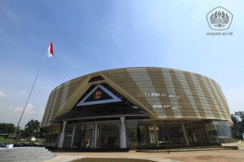 Gedung rektorat baru UNPAD
