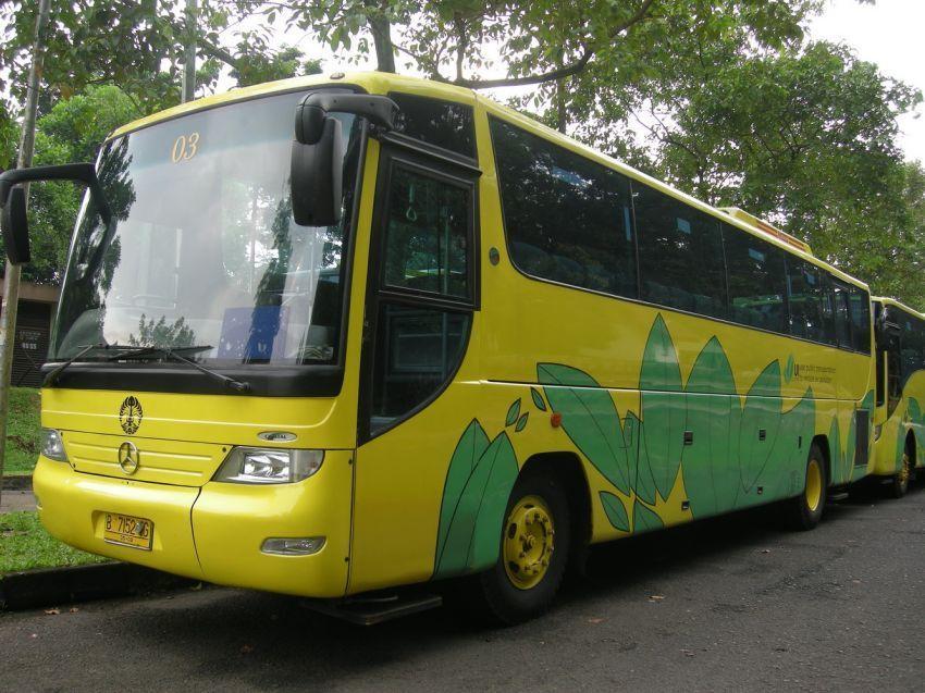 Kapan UGM punya bus macam ini?