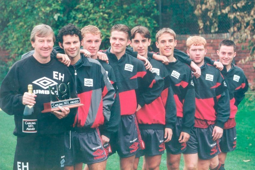 Eric Harrison dan Class of '92