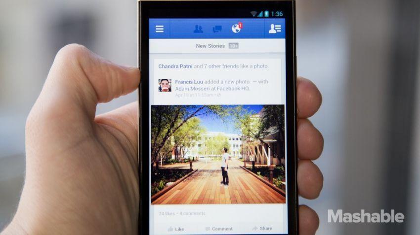 Gunakan jejaring sosial