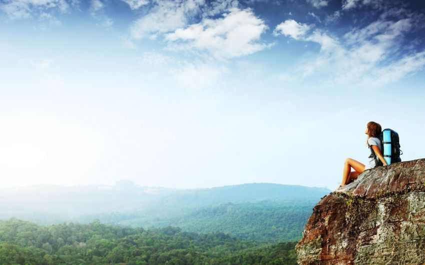 Girl-on-the-top-of-mountain