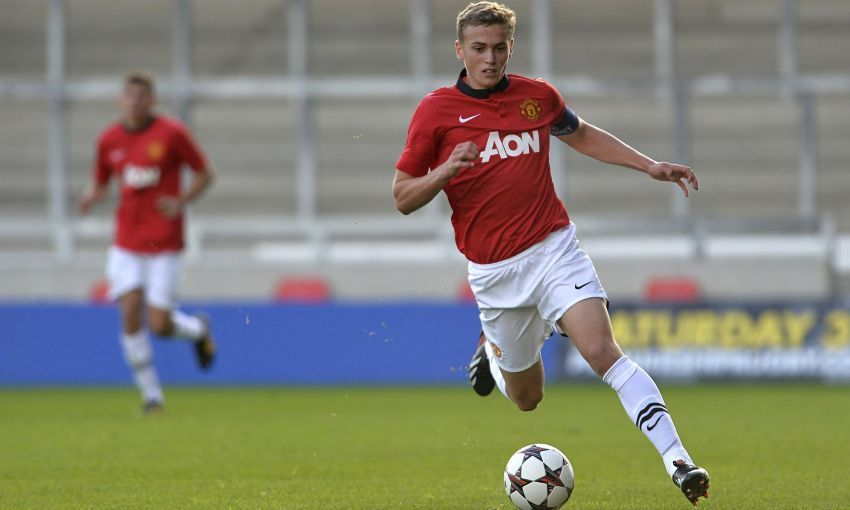 James Wilson 4 penampilan, 2 gol. Not bad for an 18 year old