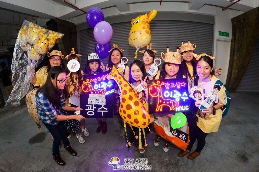 Lee Kwang Soo Fan Meeting in Malaysia - TianChad-4751