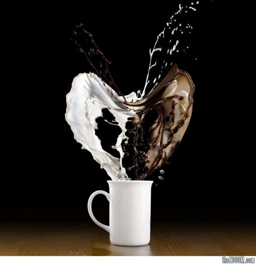 Milk-and-Coffee-Heart