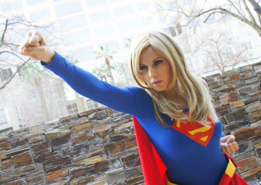 Kamu harus jadi supergirl!