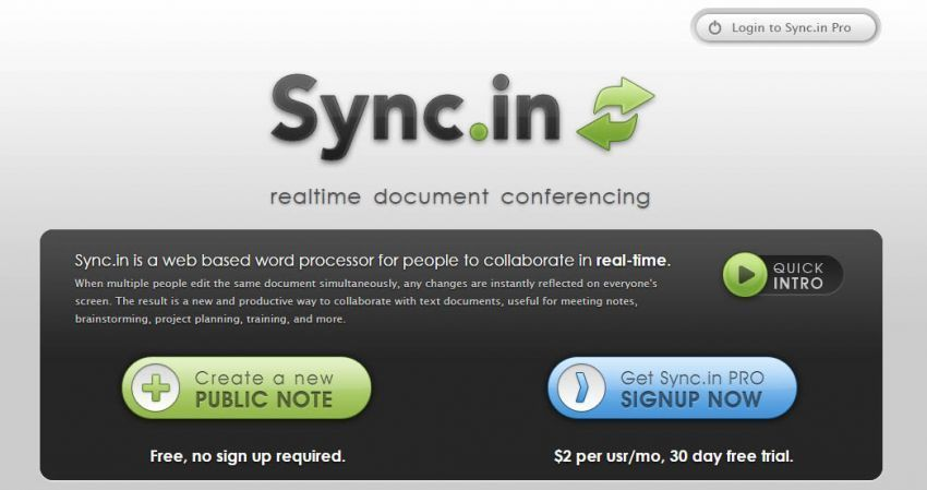 Sync.in
