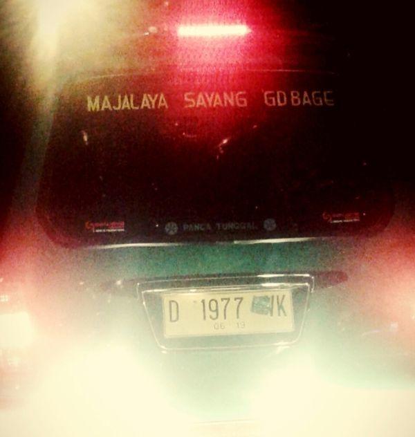 Angkot Majalaya- sayang - gedebage