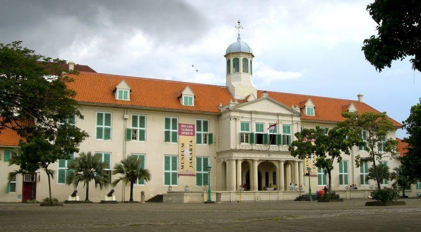 Balai Kota Batavia