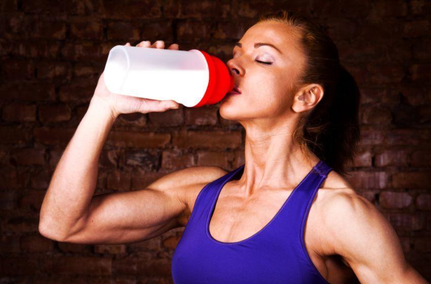 Susu, camilan sehat setelah olahraga