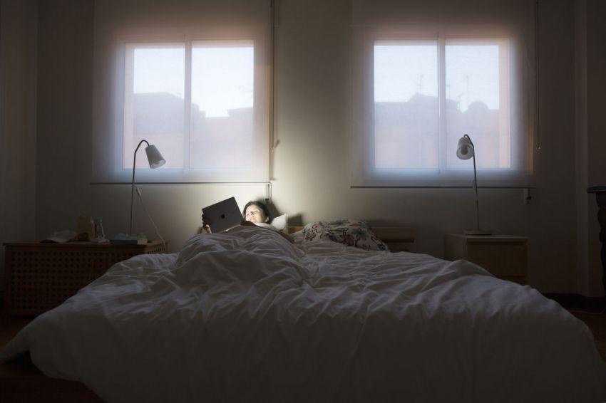 Matikan gadget sebelum tidur