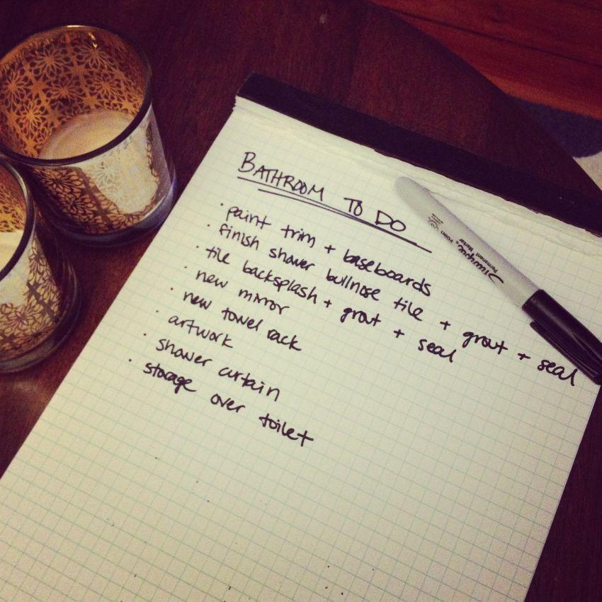 Membebani diri dengan to do lists yang menumpuk