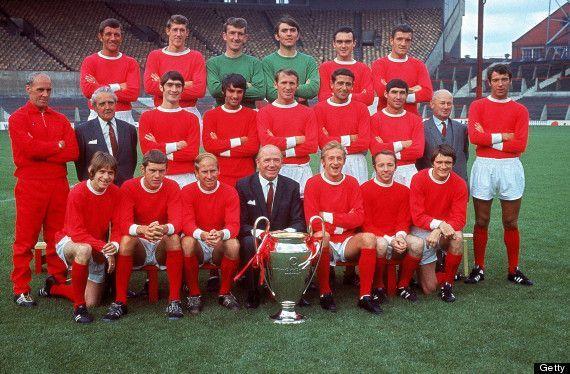 Best, Law, Charlton Menjadi juara Eropa