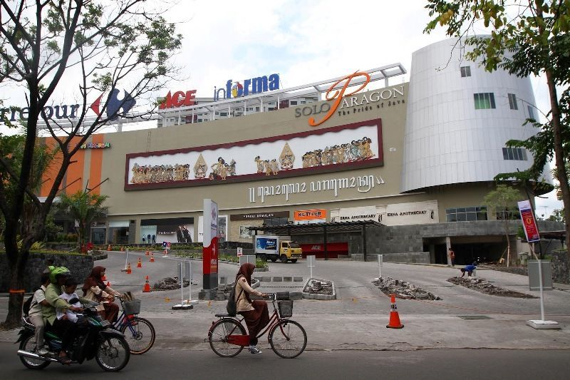 Solo Paragon Mall