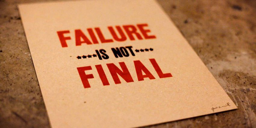 Menghalangi diri dari kegagalan