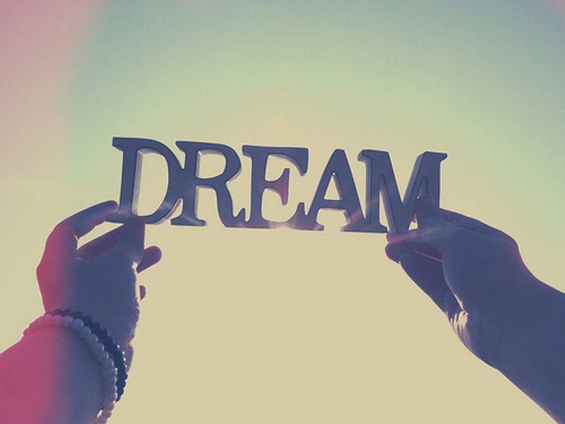 mengejar mimpi