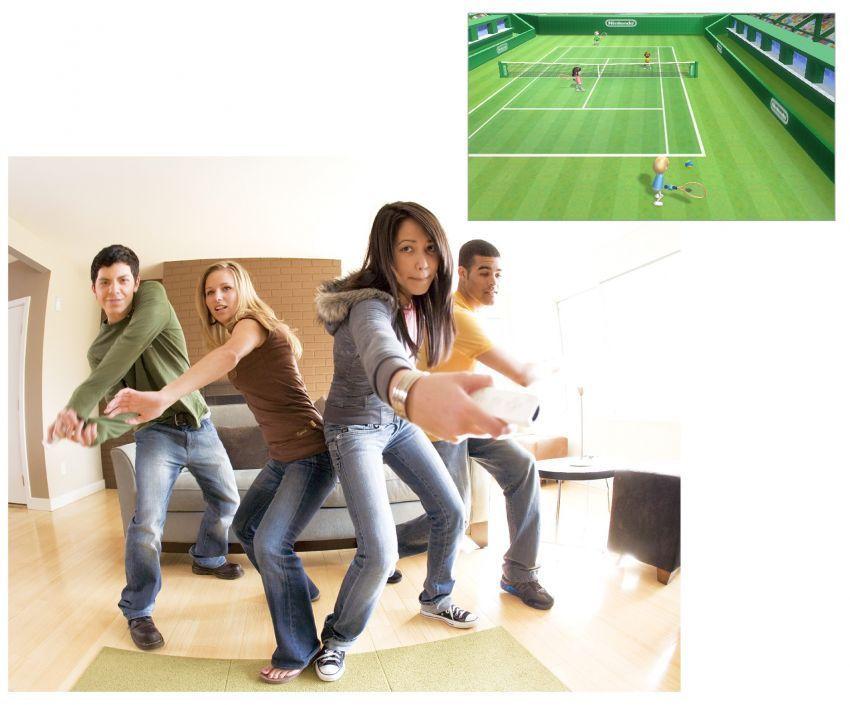 Olahraga di video game
