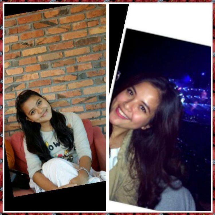 Dewi Y. E, 19, Jakarta