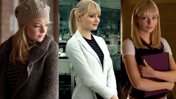 Cantik ala Gwen Stacy