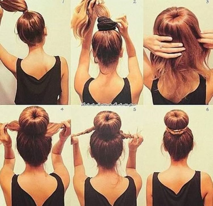 Gaya rambut hangout