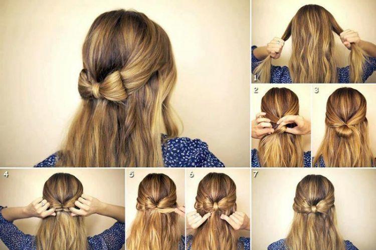 Pita alami untuk si rambut panjang