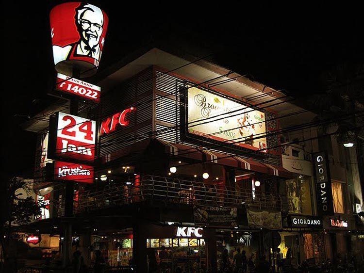 KFC Kuta