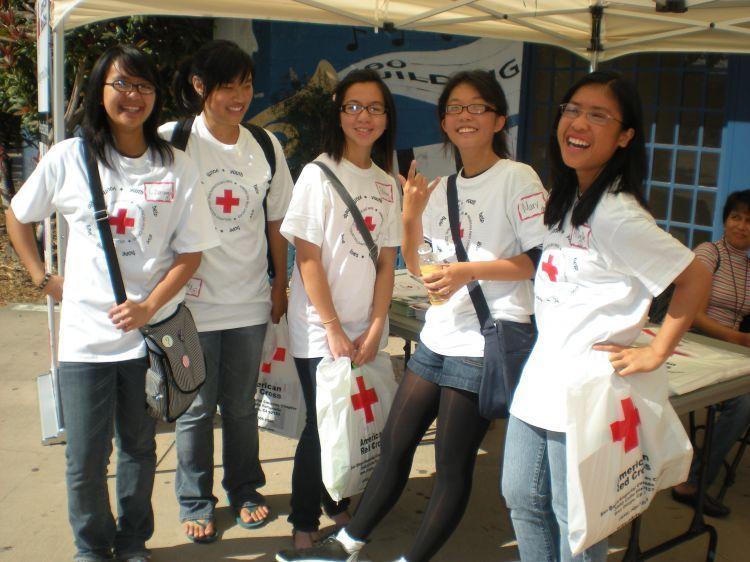 Menjadi relawan kesehatan