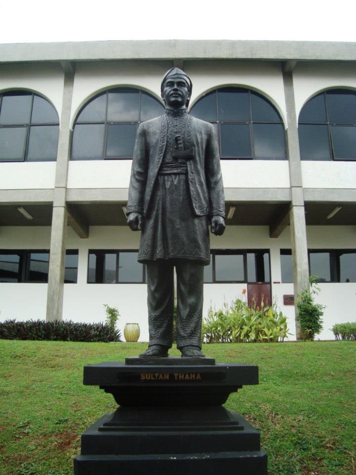 Sultan Thaha, pahlawan idola saya