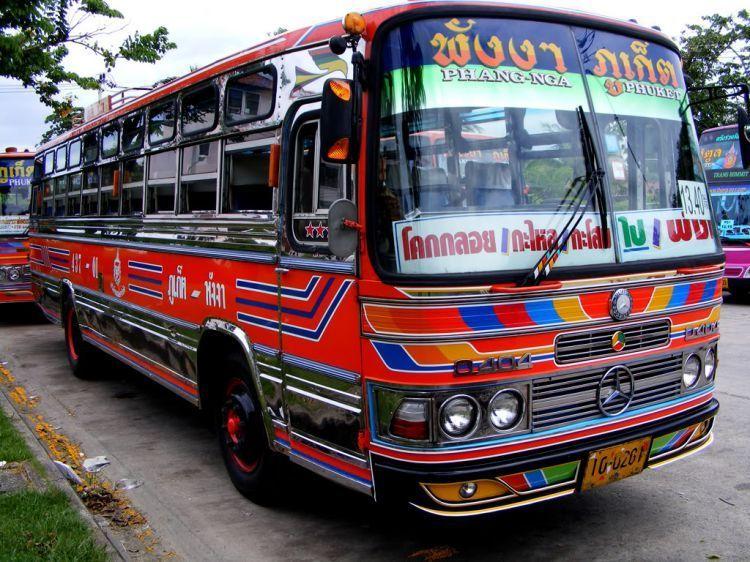 Bus bisa jadi andalan