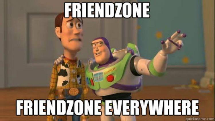 friendzone.. udah biasa
