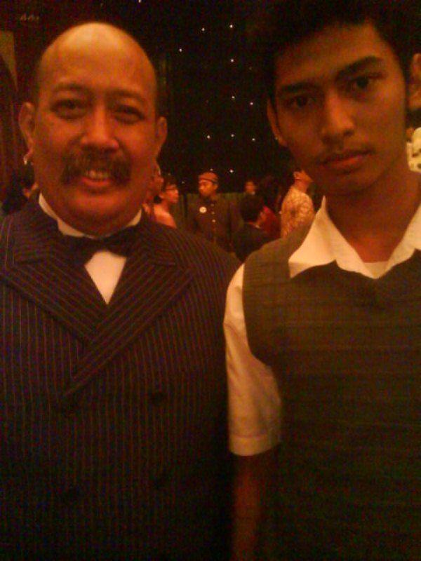 Tahta Dika Rahardianto, 21, Semarang
