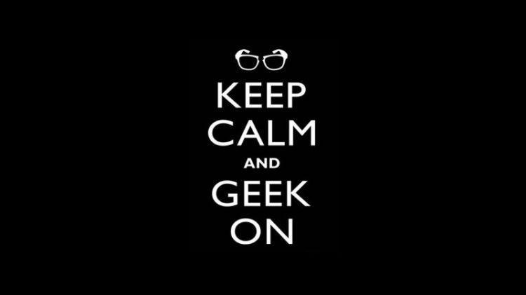 nerd, geek, cupu..