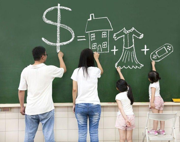 Masalah finansial keluarga