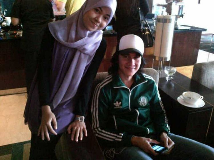 Diyan Cappucino, 23, Jakarta