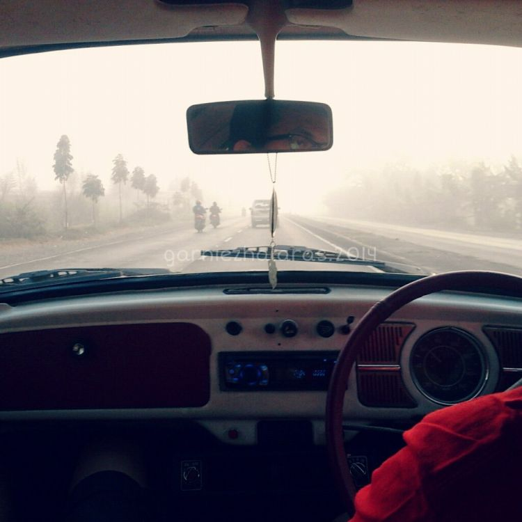 Road trip ke Bali