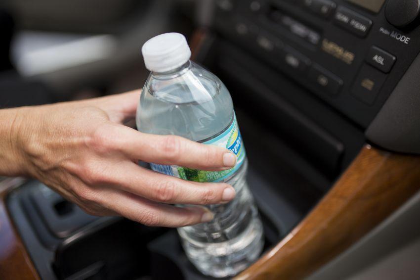 Selalu siapkan air