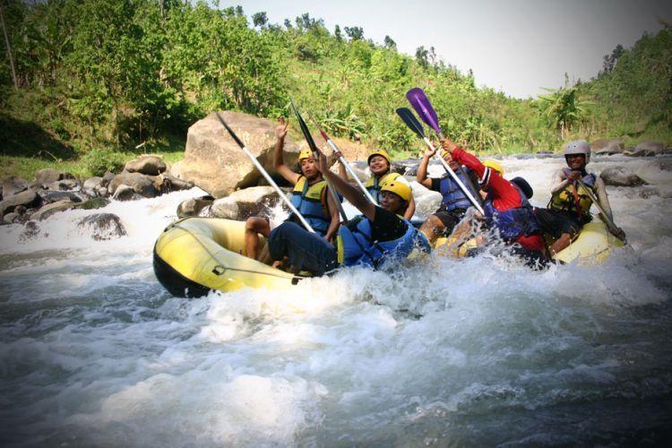 Menjelajah Sungai Lamandau.