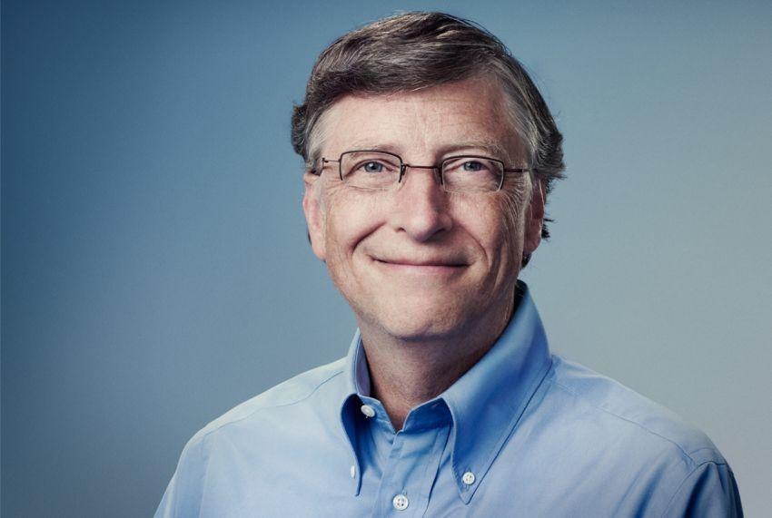 """""""People always fear change..."""" Bill Gates"""
