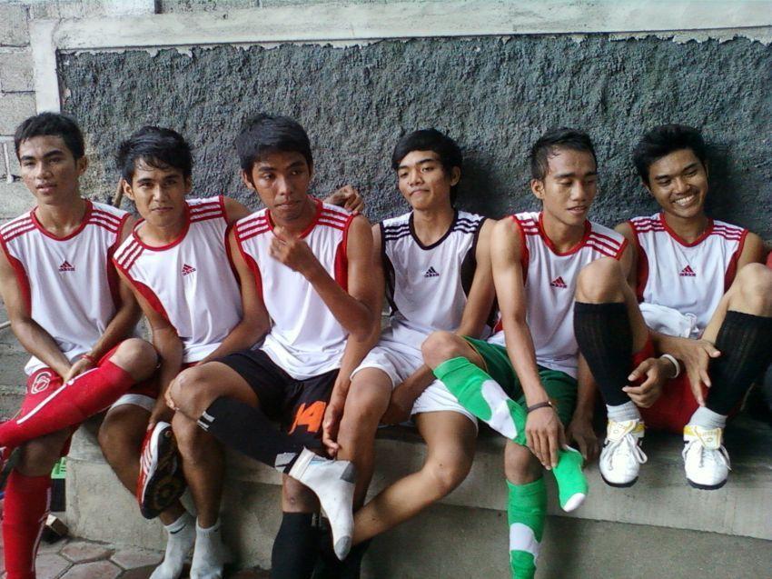 Futsal nggak nongkrong dulu itu, fiksi!