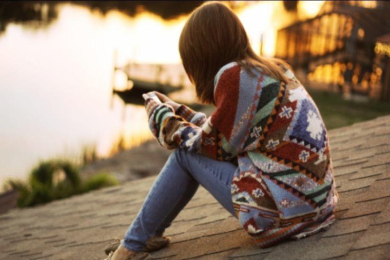 Menyendiri dulu, daripada marahin orang lain