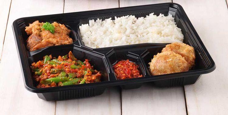 Paket makan siang