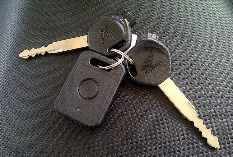 Kunci motor selalu keselip..