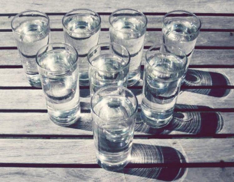 Jangan sepelekan minum air putih