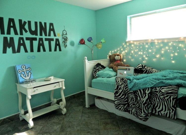 Dekorasi kamar juga membantu