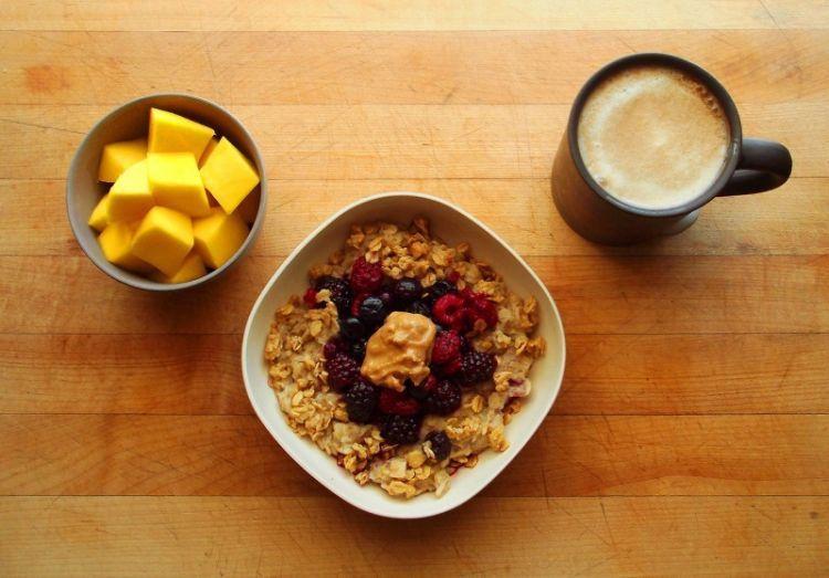 Makanan berserat menambah energi