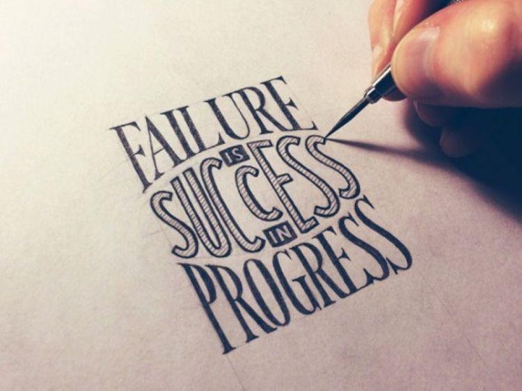jangan merasa gagal, selalu ada kesempatan