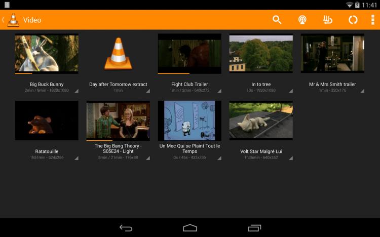 VLC kini di Android